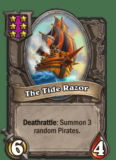 The Tide Razor Card Image