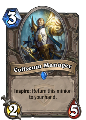 Coliseum Manager Card Image