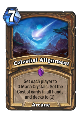 Celestial Alignment Card Image