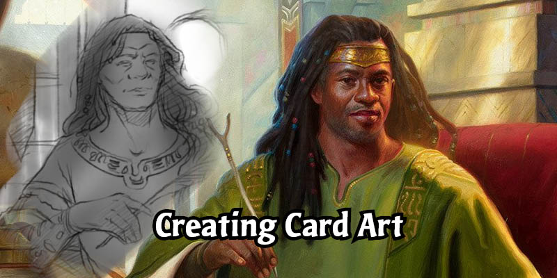 In The Frame: How Magic The Gathering Creates Card Art