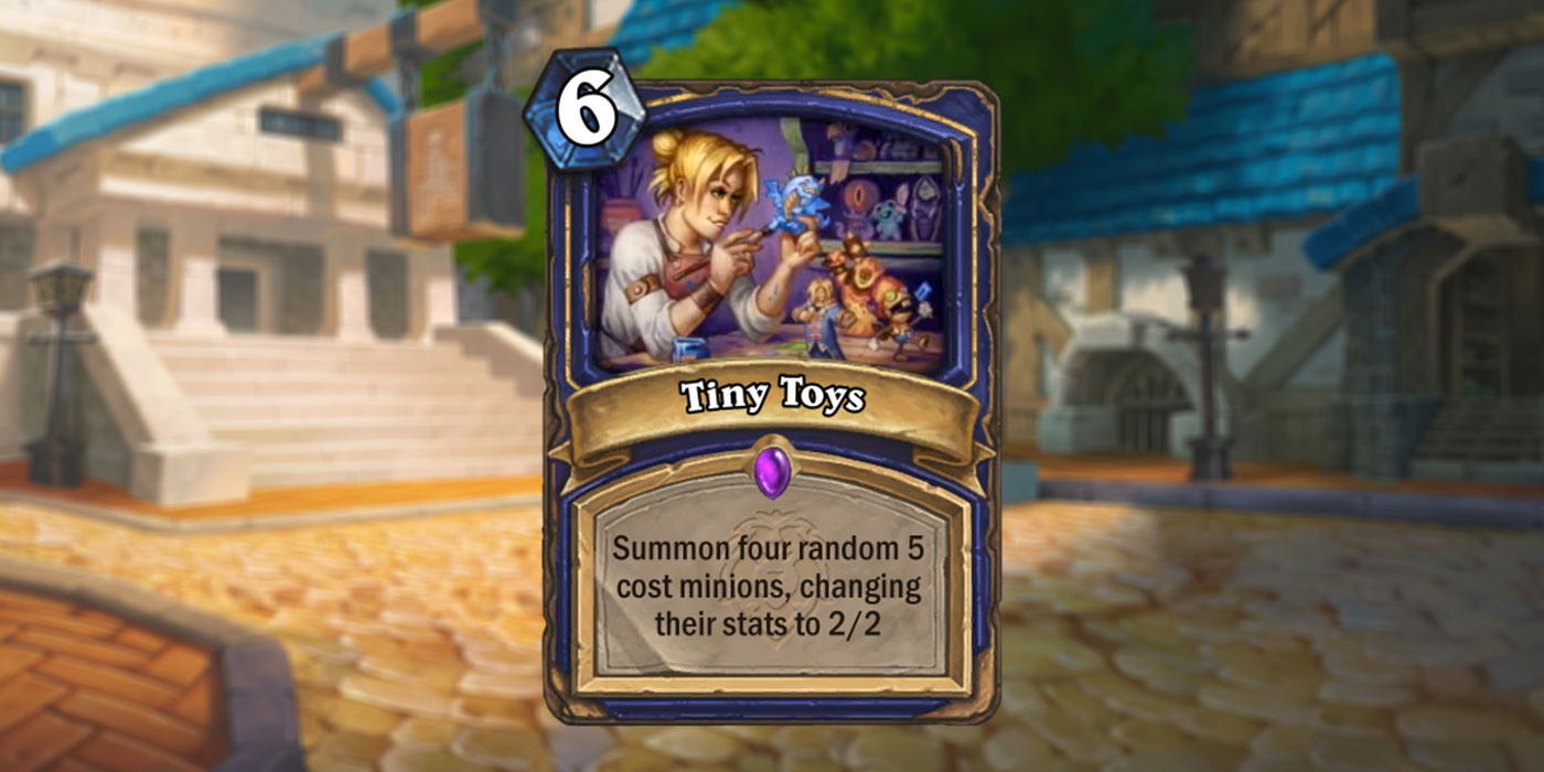 New Shaman Card Revealed for United in Stormwind by Online Station - Tiny Toys