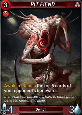 Pit Fiend Card Image