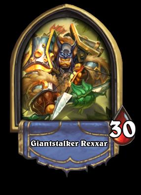 Giantstalker Rexxar Card Image