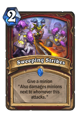 Sweeping Strikes Card Image