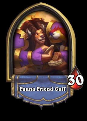 Fauna Friend Guff Card Image