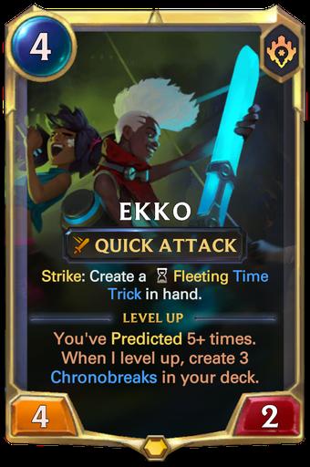 Ekko Card Image