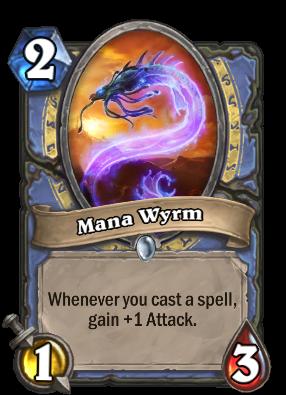 Mana Wyrm Card Image