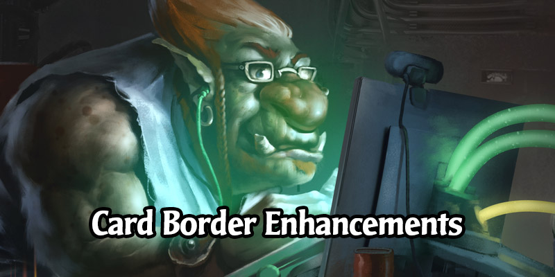 Today's Mythgard Patch Brings Quality of Life Updates and An Enhanced Card Border