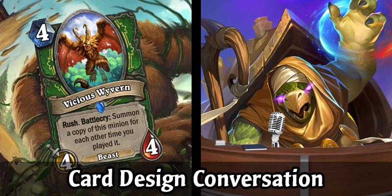 Card Design Conversation - Real Deal