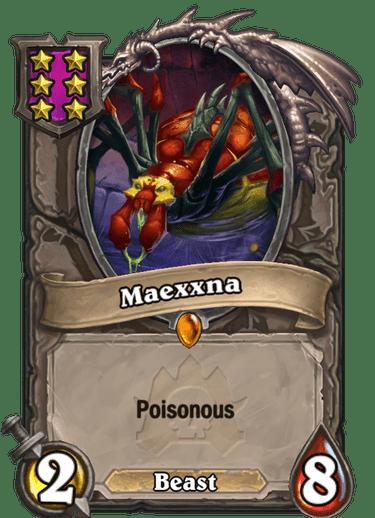 Maexxna Card Image