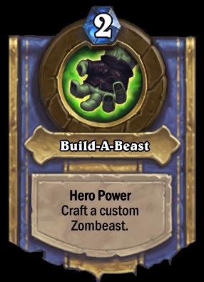 Build-A-Beast Card Image