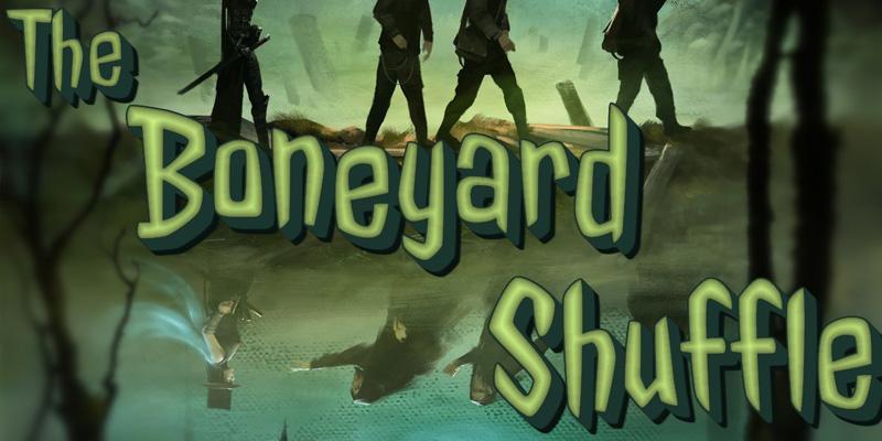 New Mythgard Tournament on October 24 - The Boneyard Shuffle by Kryptik Gaming