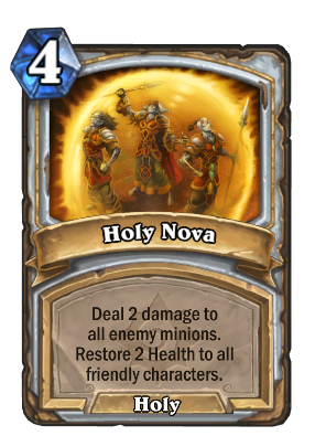 Holy Nova Card Image