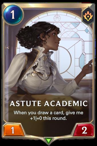 Astute Academic Card Image