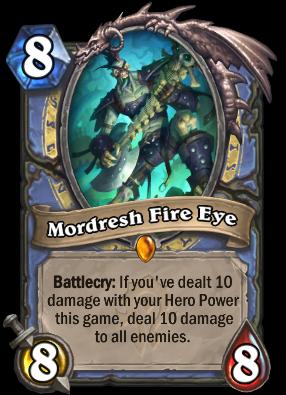 Mordresh Fire Eye Card Image