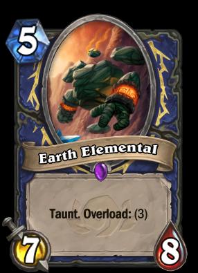 Earth Elemental Card Image