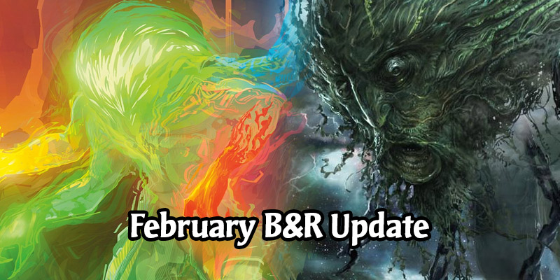 MTG Banned & Restricted Updates for February 2021 - Uro & Omnath Banned in Historic