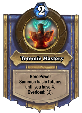 Totemic Mastery Card Image