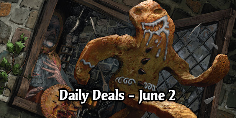Gingerbrute's Card Style is 98% Off Today! MTG Arena Daily Deals for June 2, 2020