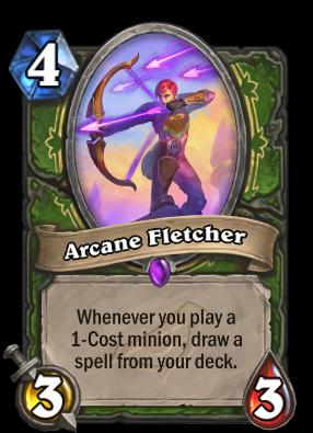 Arcane Fletcher Card Image