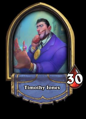 Timothy Jones Card Image