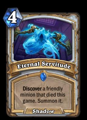 Eternal Servitude Card Image