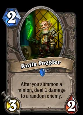 Knife Juggler Card Image
