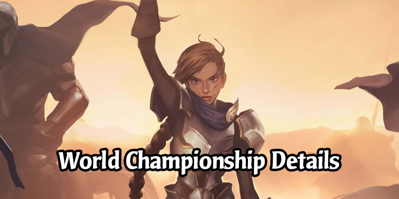 Riot Announces Runeterra's First World Championship - $200,000 Prize Pool