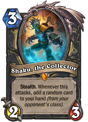 Shaku, the Collector Card Image