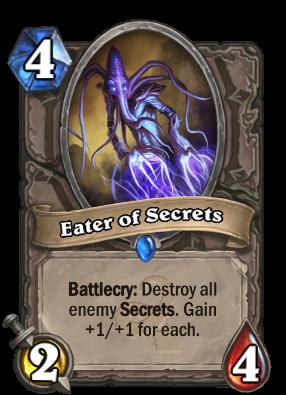 Eater of Secrets Card Image