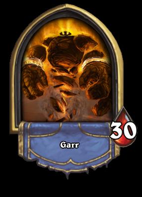 Garr Card Image