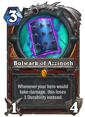 Bulwark of Azzinoth Card Image