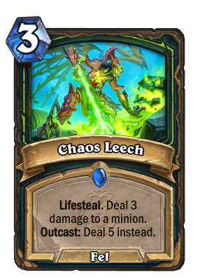 Chaos Leech Card Image