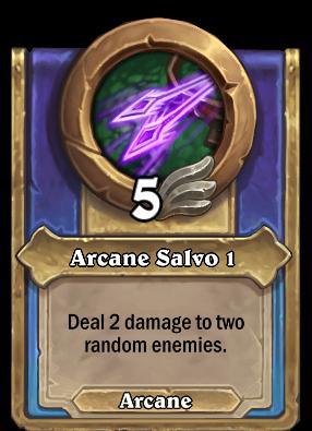 Arcane Salvo 1 Card Image