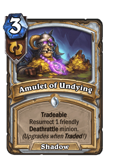 Amulet of Undying Card Image