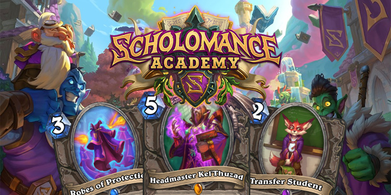 Our Thoughts on Hearthstone's Scholomance Academy Neutral Cards (Part 3)