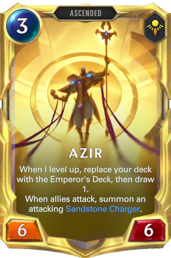 Azir Card Image