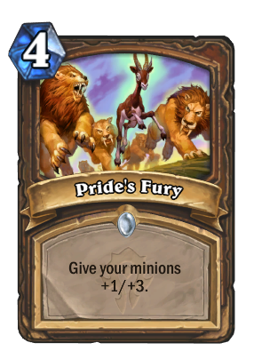 Pride's Fury Card Image