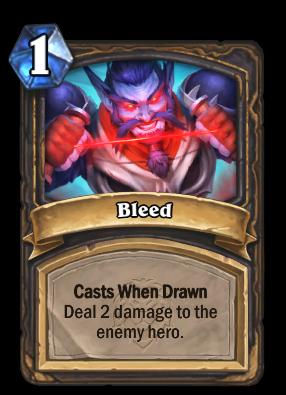 Bleed Card Image