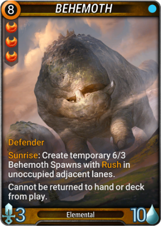 Behemoth Card Image