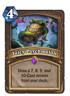 Juicy Psychmelon Card Image