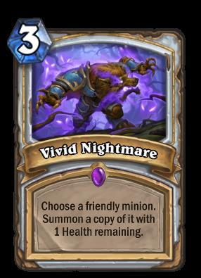 Vivid Nightmare Card Image