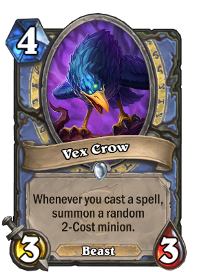 Vex Crow Card Image
