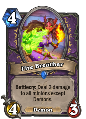 Fire Breather Card Image