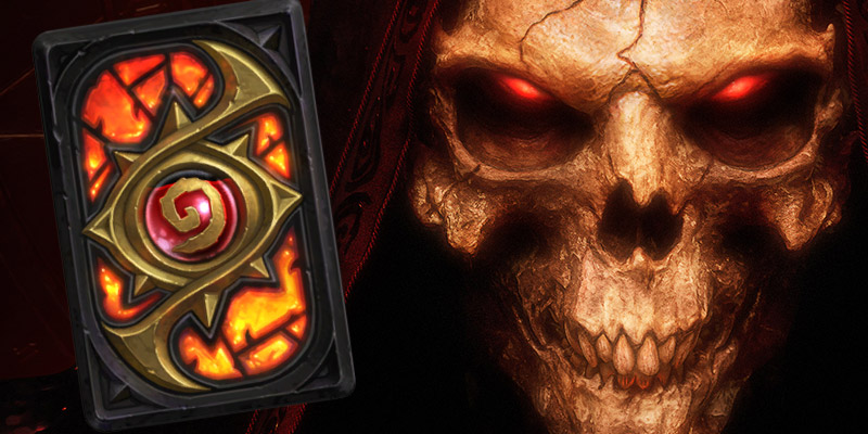 Hearthstone's 94 Purchasable Card Back List Includes the Diablo Card Back - Full List of All Returning Card Backs