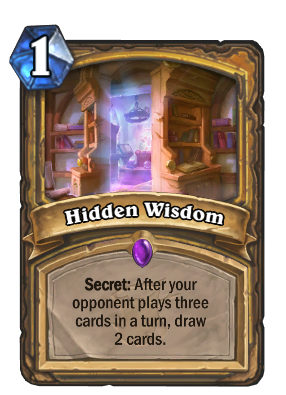 Hidden Wisdom Card Image