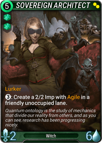 Sovereign Architect Card Image