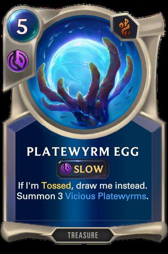 Platewyrm Egg Card Image