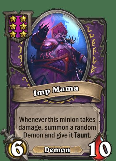 Imp Mama Card Image