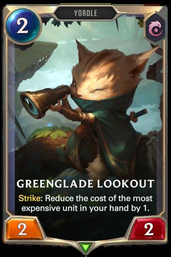Greenglade Lookout Card Image